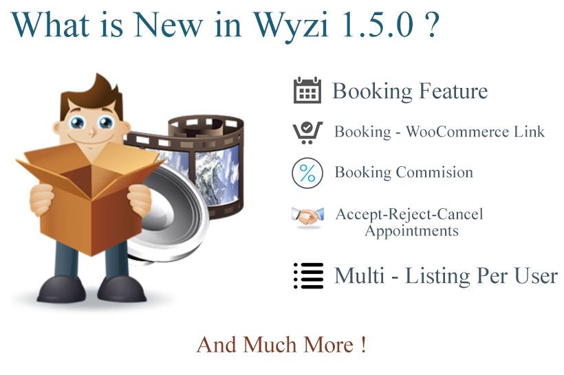 Wyzi - Multi-purpose WordPress Directory Listing Theme